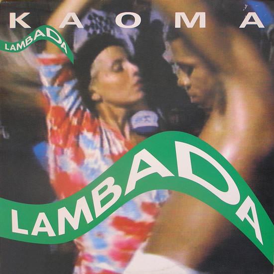 Kaoma Lambada Vinyl