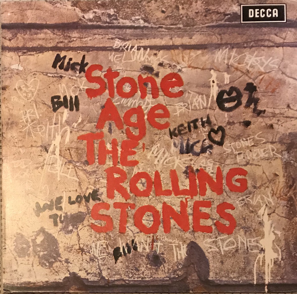 The Rolling Stones Stone Age