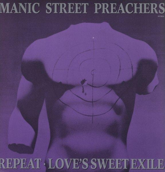 Manic Street Preachers Love's Sweet Exile