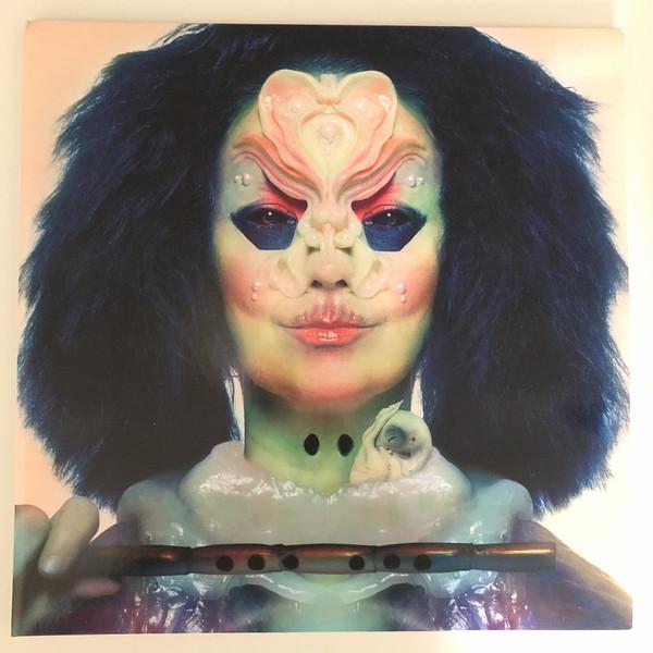 Bjork Utopia Vinyl