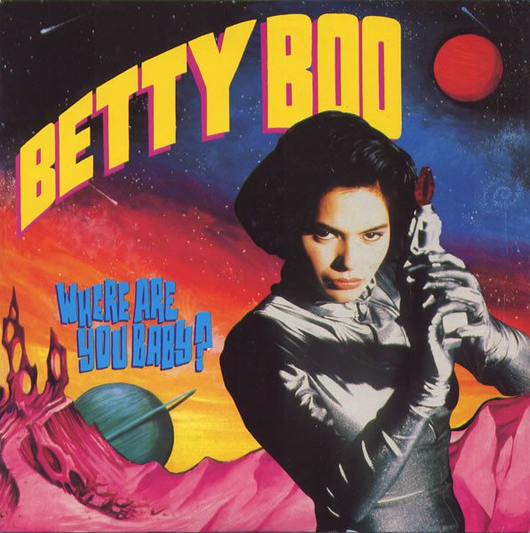 Betty Boo Where Are You Baby?