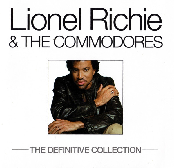Lionel Richie & The Commodores The Definitive Collection