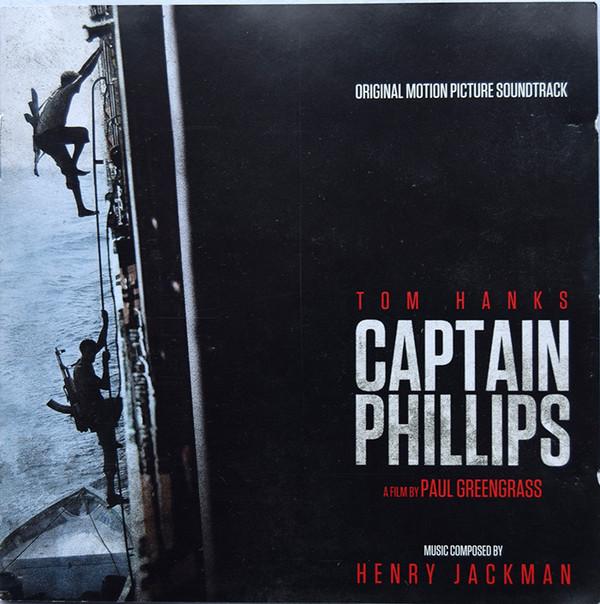 Henry Jackman Captain Phillips (Original Motion Picture Soundtrack)