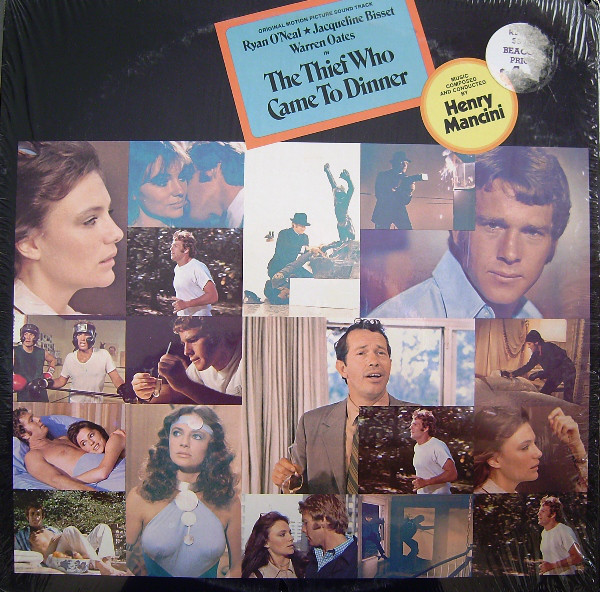 Henry Mancini The Thief Who Came To Dinner Vinyl