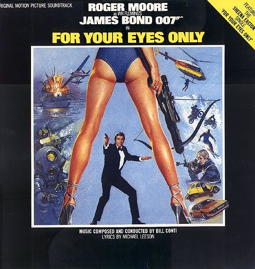 For Your Eyes Only Bill Conti