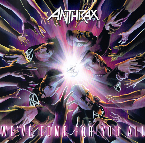 Anthrax We've Come For You All Vinyl