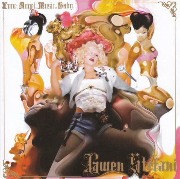 Stefani, Gwen Love, Angel, Music, Baby CD