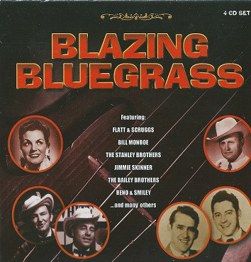 Various Blazing Bluegrass