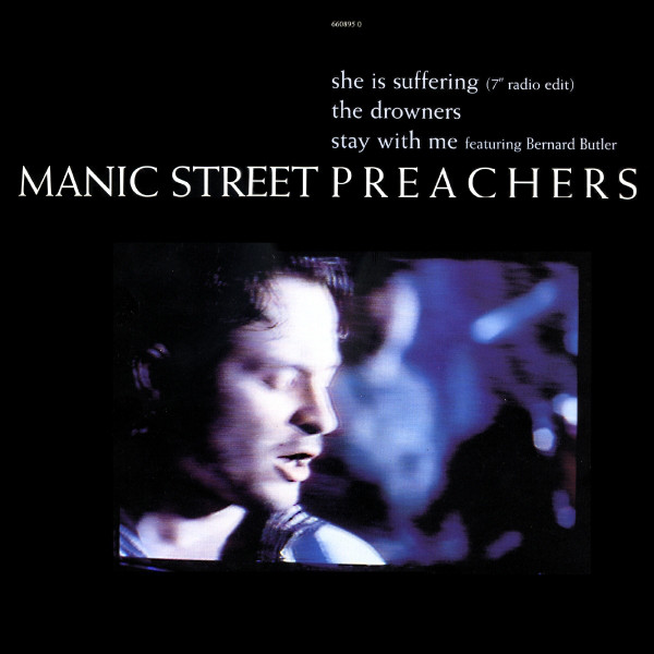 Manic Street Preachers She Is Suffering Vinyl