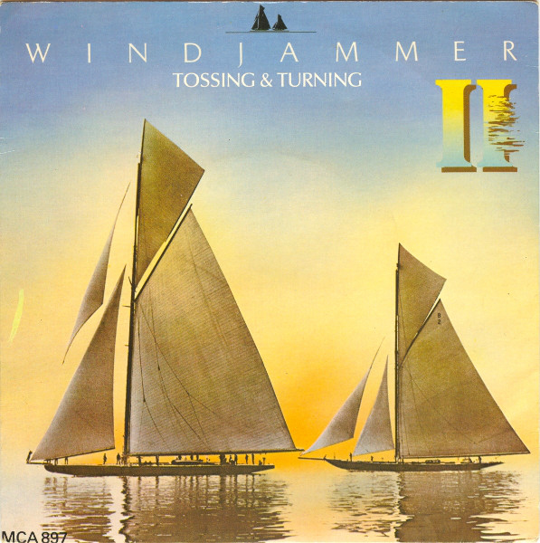 Windjammer Tossing and Turning