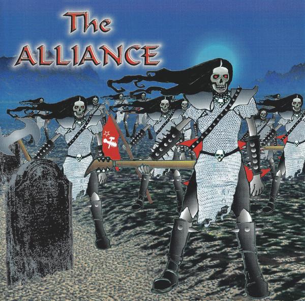 Various The Alliance Vinyl