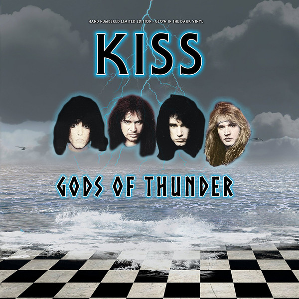 Kiss Gods Of Thunder