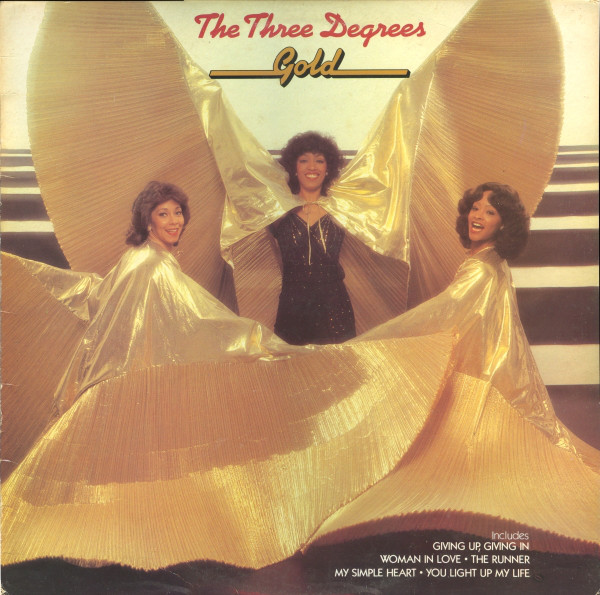 The Three Degrees Gold