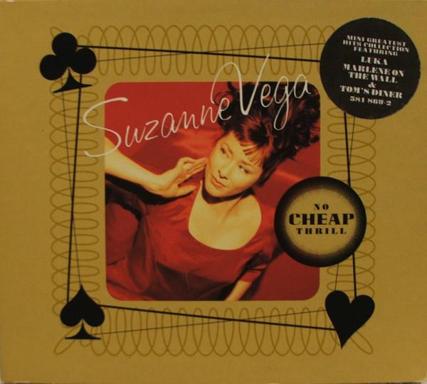 Vega, Suzanne No Cheap Thrill CD