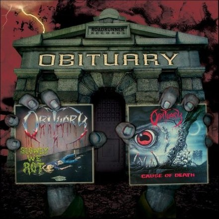 Obituary Slowly We Rot / Cause Of Death