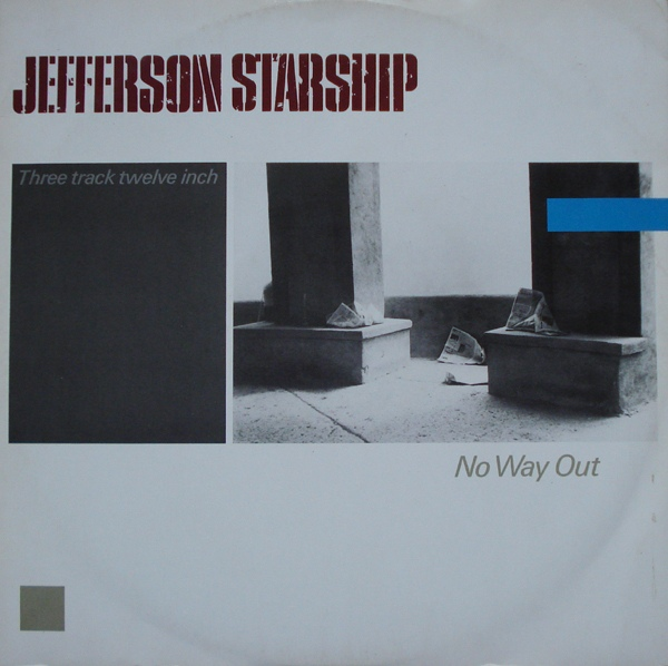 Jefferson Starship No Way Out Vinyl
