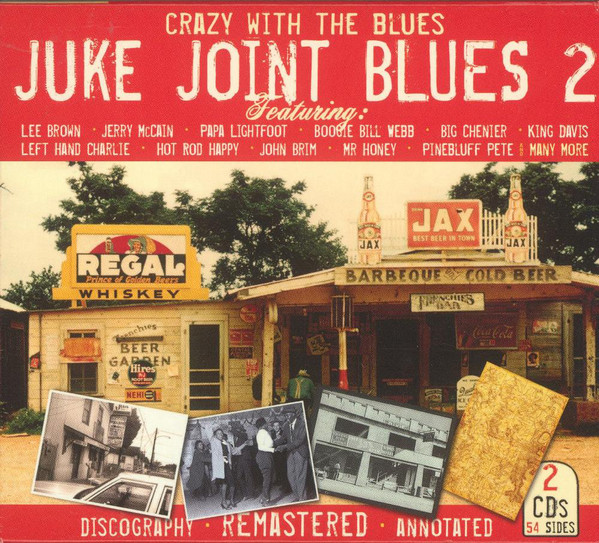Various Juke Joint Blues 2: Crazy With The Blues