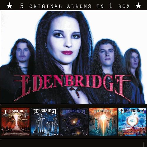 Edenbridge 5 Original Albums In 1 Box