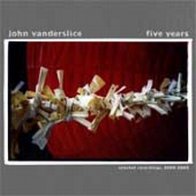 Vanderslice, John five years CD