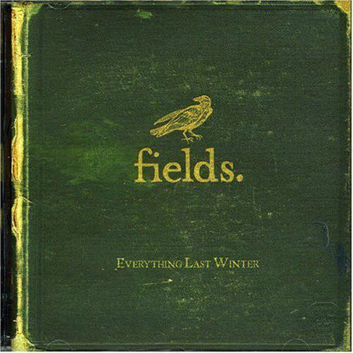 Fields Everything Last Winter Vinyl