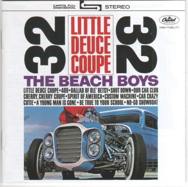 Beach Boys Little Deuce Coupe / All Summer Long