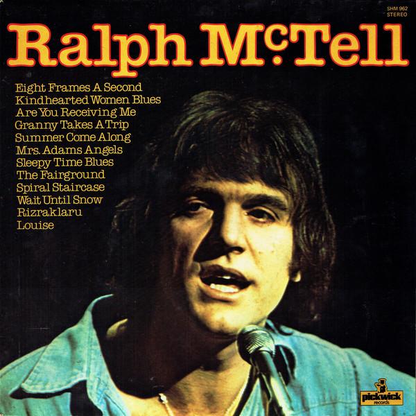 Ralph McTell Ralph McTell