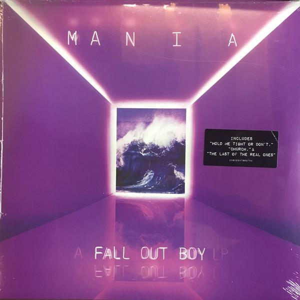 Fall Out Boy Mania Vinyl