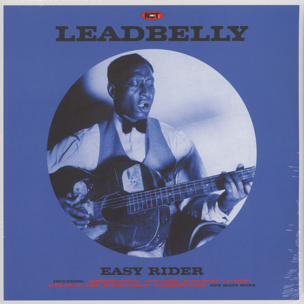 Lead Belly Easy Rider  Vinyl
