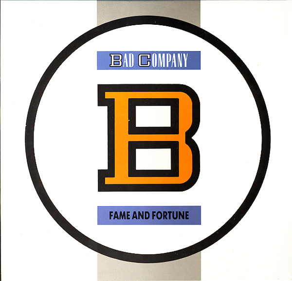 Bad Company Fame And Fortune Vinyl