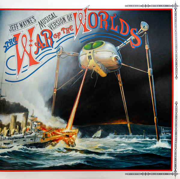 Wayne, Jeff Jeff Wayne's Musical Version Of The War Of The Worlds Vinyl