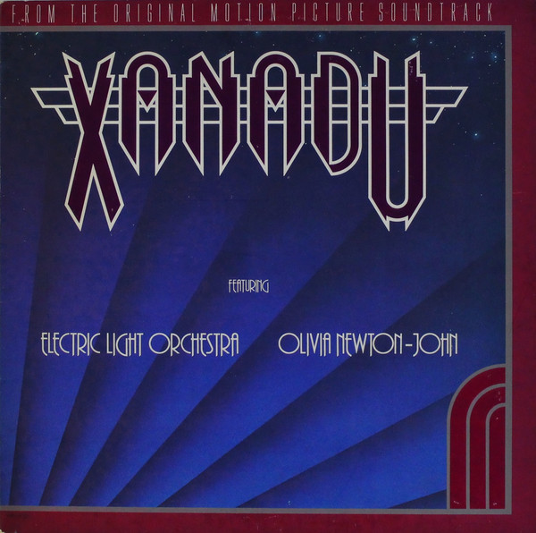 Electric Light Orchestra / Newton John Olivia Xanadu (From The Original Motion Picture Soundtrack)