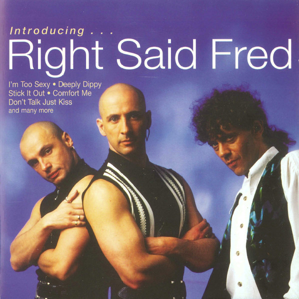 Right Said Fred Introducing