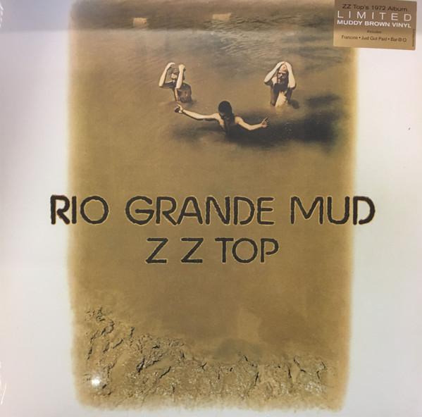 ZZ Top Rio Grande Mud Vinyl