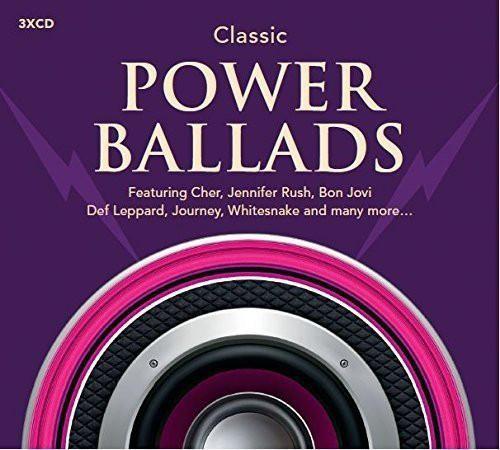 Various Classic Power Ballads Vinyl