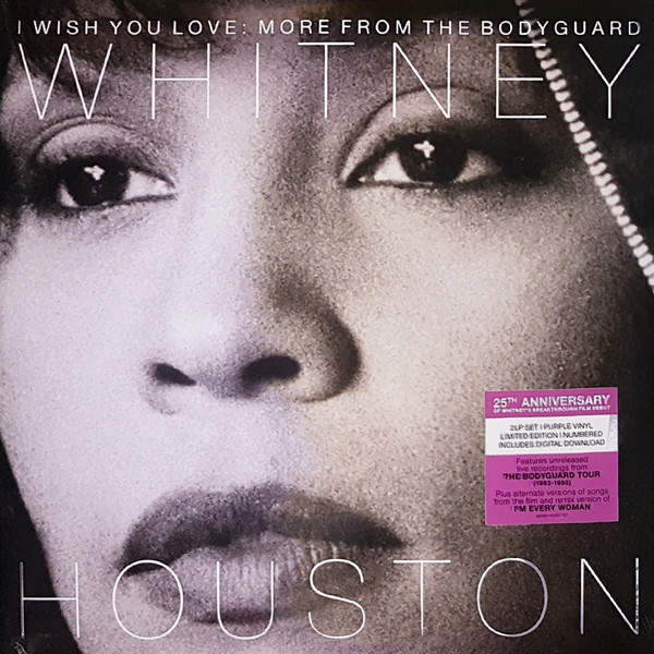 Houston, Whitney I Wish You Love: More From The Bodyguard
