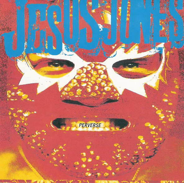 Jesus Jones Perverse CD