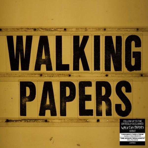 WP2 Walking Papers Vinyl