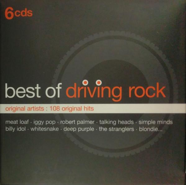 Various Best Of Driving Rock Vinyl