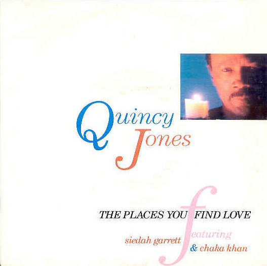 Jones, Quincy The Places You Find Love / Back On The Block