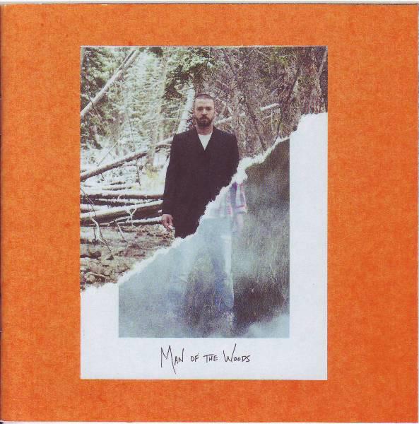 Timberlake, Justin Man Of The Woods