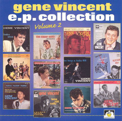 Vincent, Gene E.P. Collection Volume 2 Vinyl