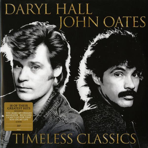 Daryl Hall John Oates Timeless Classics