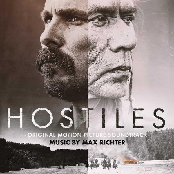 Max Richter Hostiles (Original Motion Picture Soundtrack) Vinyl