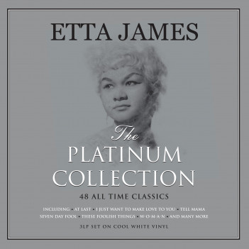 James, Etta The Platinum Collection