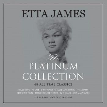 Etta James The Platinum Collection Vinyl
