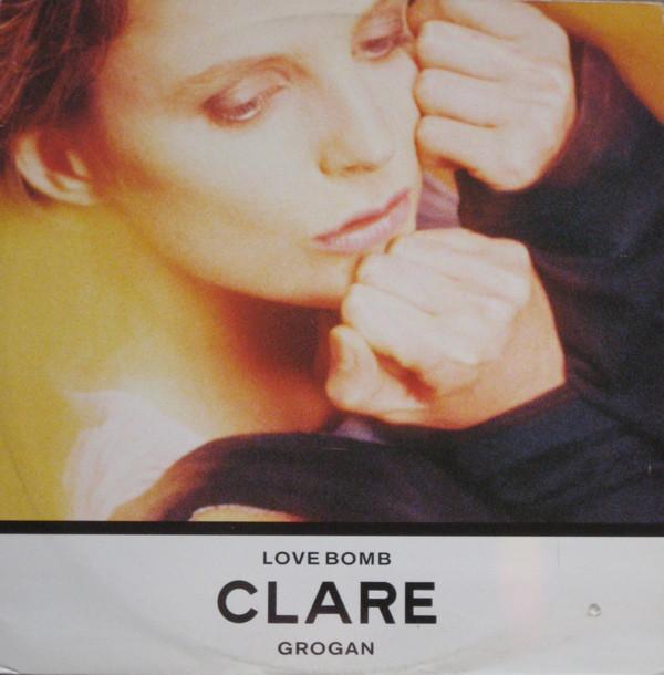 Grogan, Clare Love Bomb Vinyl