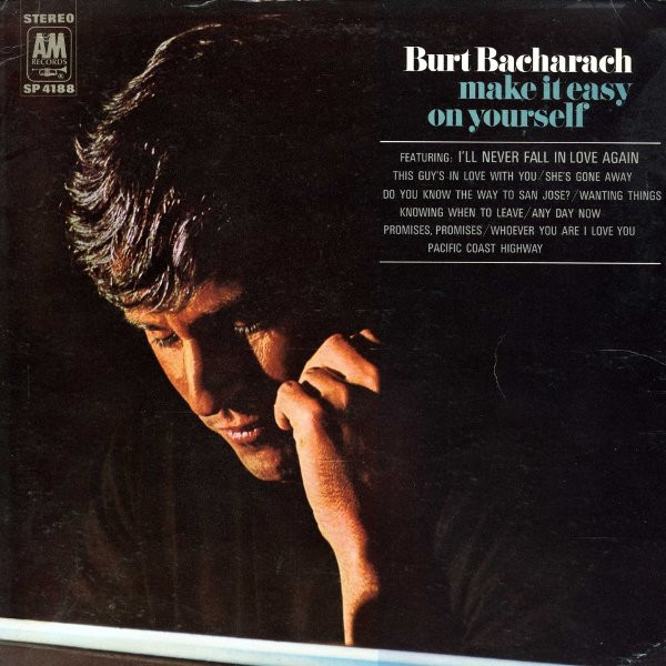 Bacharach, Burt Make It Easy On Yourself