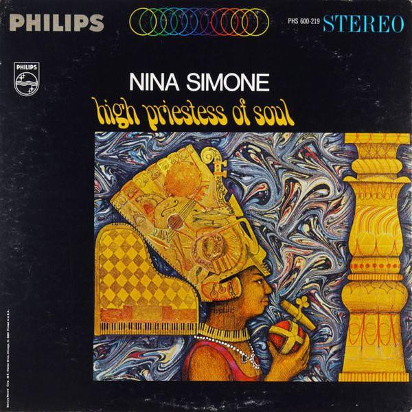 Nina Simone High Priestess Of Soul Vinyl