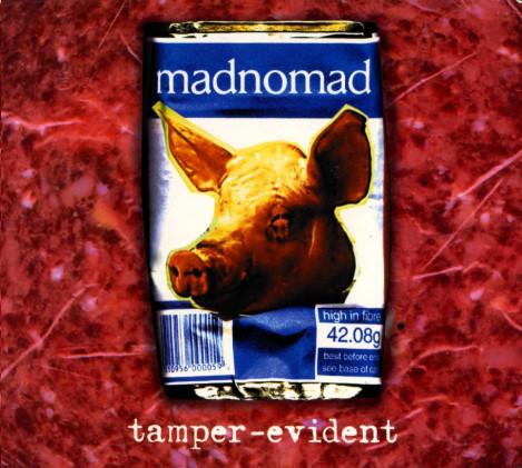 Madnomad Tamper-Evident Vinyl