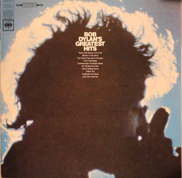 Dylan, Bob Bob Dylan's Greatest Hits